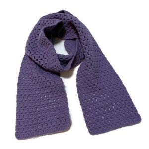 Banana Republic Lambswool Knit Scarf